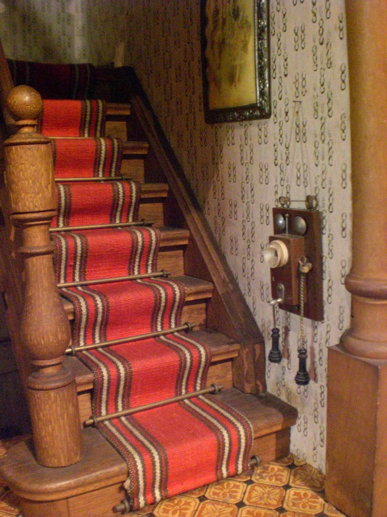 Beim einpacken das puppenhaus blog des historischen for Weller frankfurt