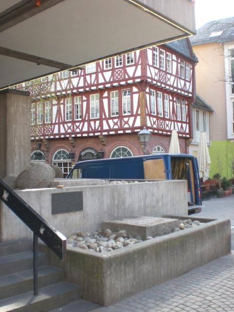 historisches museum frankfurt: Karl ist weg !