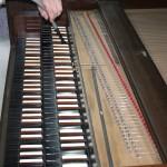 Chembalo_Tastatur