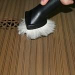 Reinigung der Chembalo-Saiten