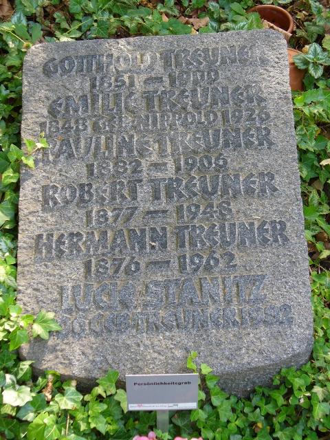 historisches museum frankfurt. das Grab der Treuner. Foto: P. Spona