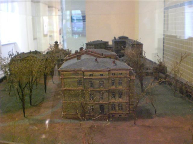 historisches museum frankfurt: senckenbergianum