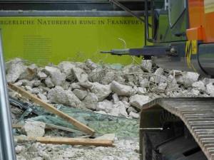 Die bürgerliche Naturerfahrung in Frankfurt war anders gedacht