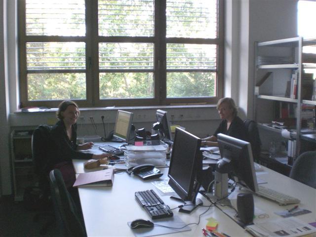 historisches museum frankfurt: neue volontaerinnen