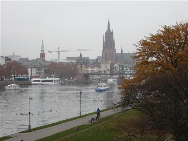 historisches museum frankfurt: das museum strahlt
