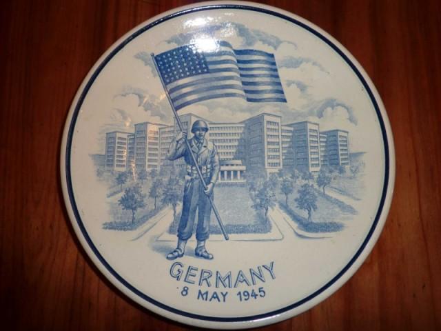 historisches museum frankfurt: gedenkteller