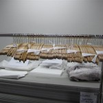 historisches museum frankfurt: in der Textilrestaurierung