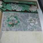 historisches museum frankfurt: Tapeten aus dem Goethe-Haus