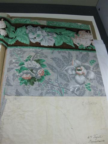 tapeten aus dem goethe haus blog des historischen museums frankfurt. Black Bedroom Furniture Sets. Home Design Ideas