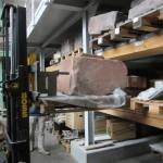 historisches museum frankfurt: Stauferzeit im Depot