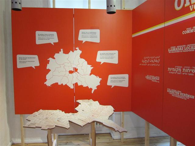 historisches museum frankfurt: Ortsgespräche im Bezirksmuseum Kreuzberg-Friedrichshain