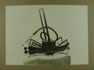 Blasebalg zum Reinigen von Setzkästen, Fotografie um 1920 bis 1930 (c) historisches museum frankfurt