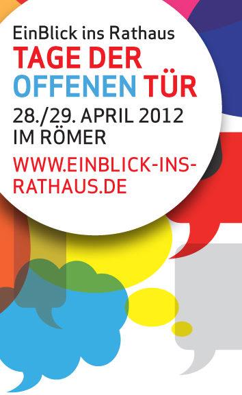 historisches museum frankfurt: Banner Tage der offenen Tür