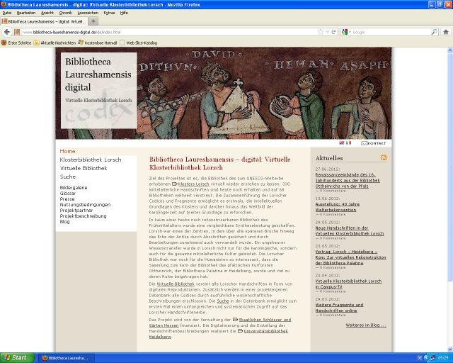 HistorischesMuseum_BibliothecaLaureshamensisUBHeidelberg