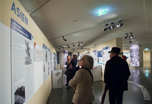 historisches museum frankfurt_ Ausstellungseröffnung