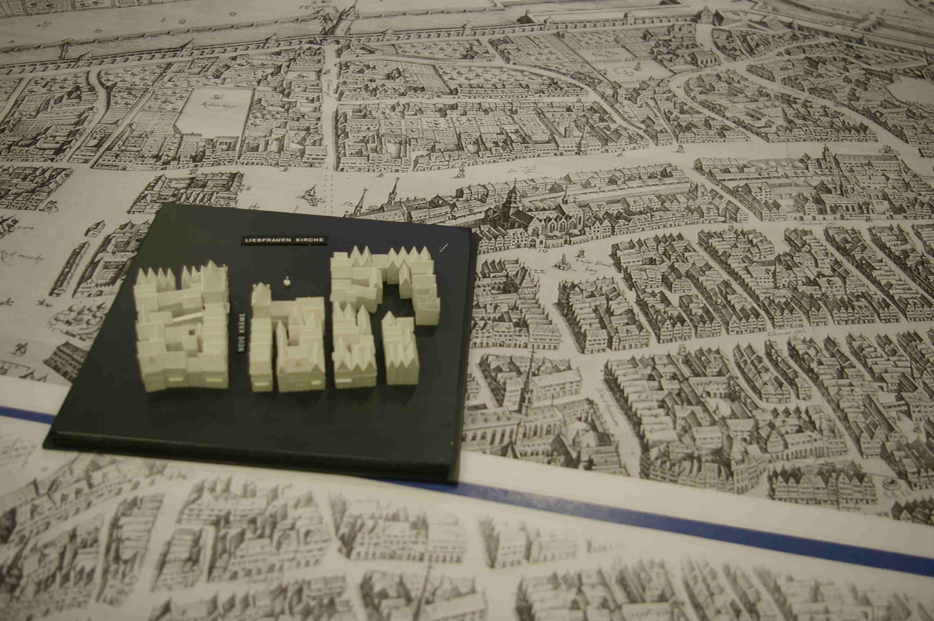 Ausstellen blog des historischen museums frankfurt for Liebfrauenberg frankfurt