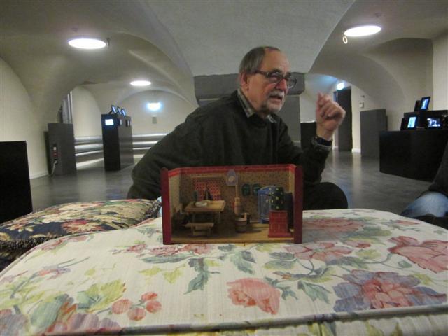 historisches museum frankfurt: bauernstube