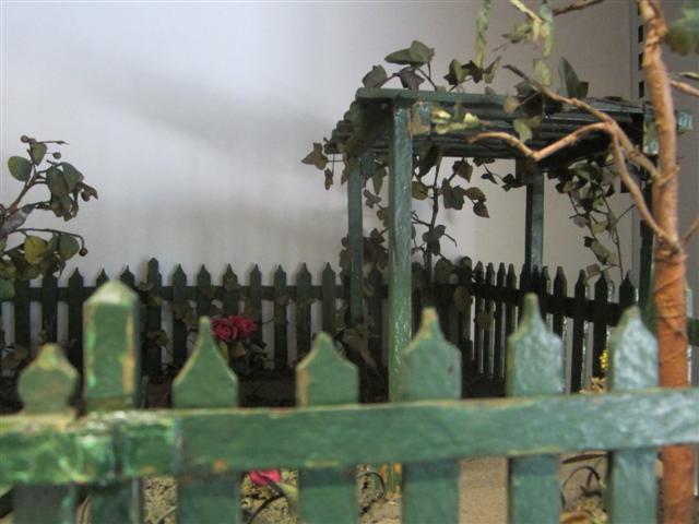 historisches museum frankfurt: miniatur-garten