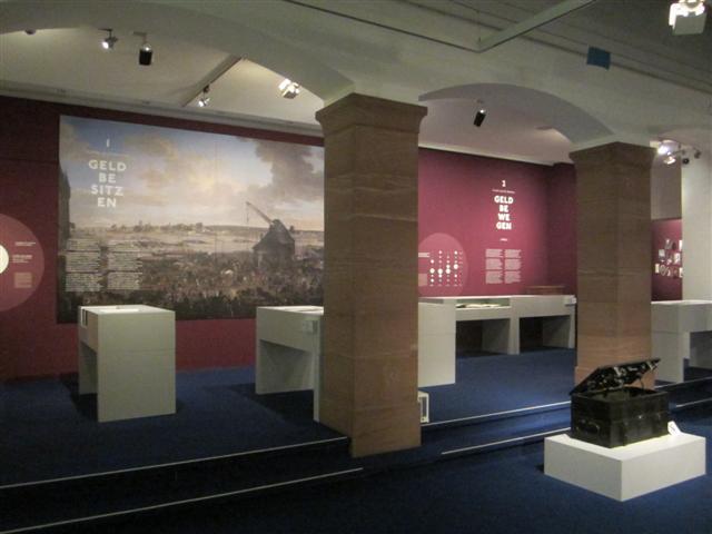 """historisches museum frankfurt: Hirt und Geldtruhe in """"Goethe und das Geld!"""