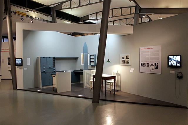 museum der arbeit: frankfurter küche (Foto: S. Rahner)