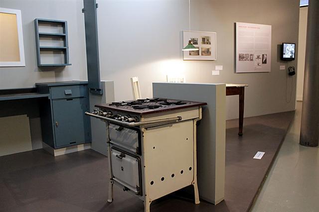 Objekte unterwegs: die Frankfurter Küche in Hamburg – Blog des ...