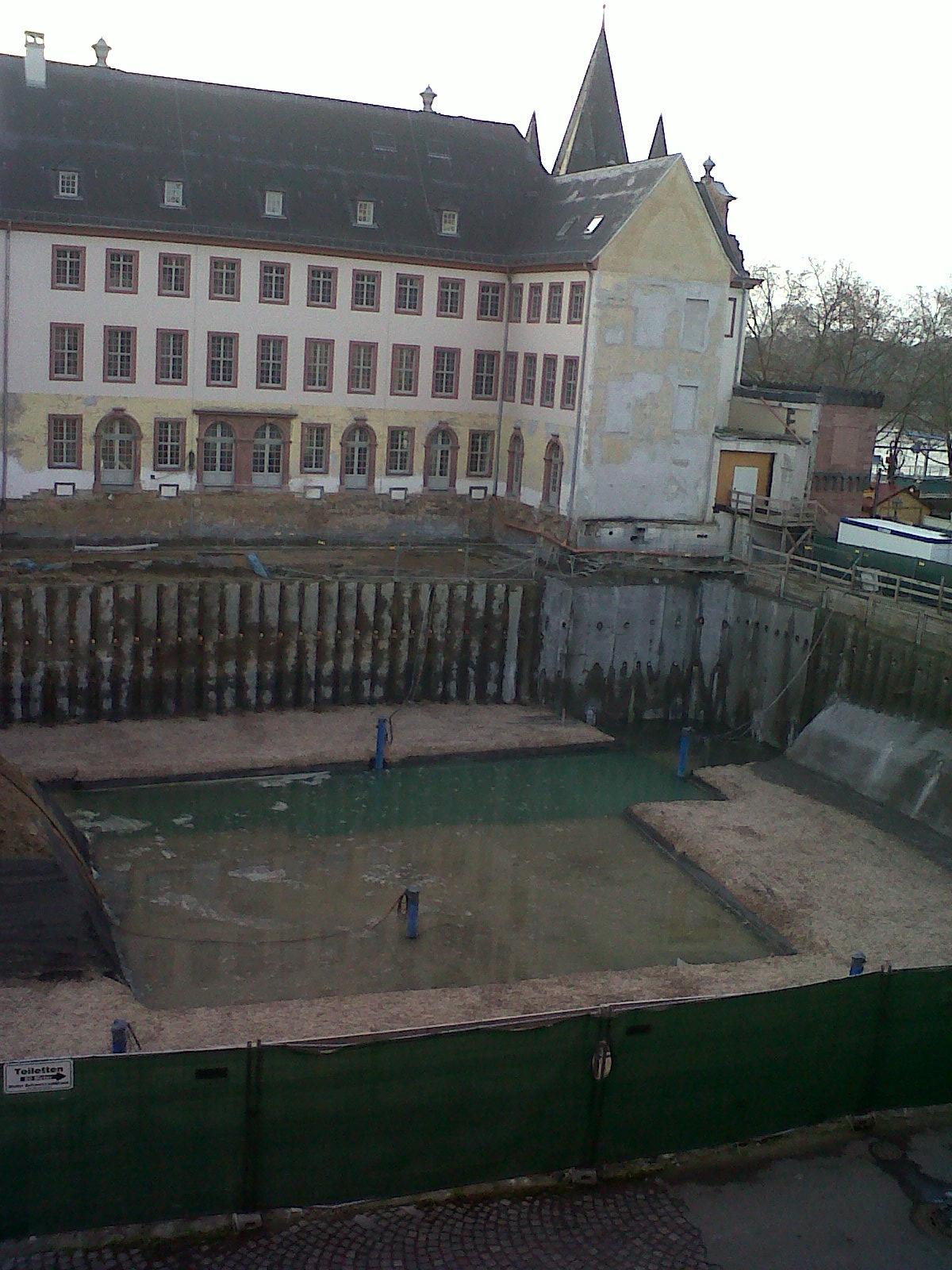 historisches-museum-frankfurt: See. hier steht mal ein Ausstellungshaus