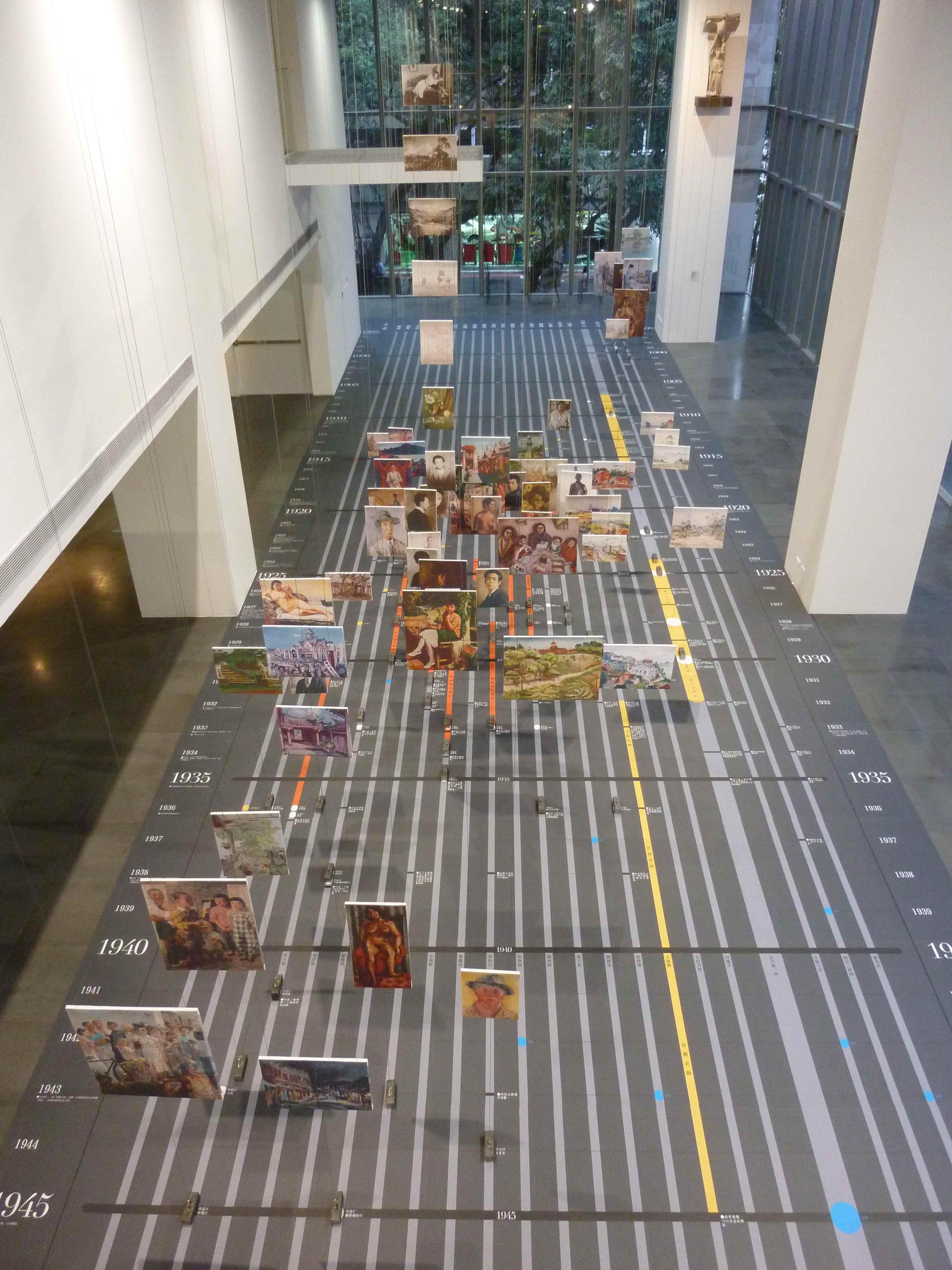 historisches-museum-frankfurt_begehbare Kunstgeschichte