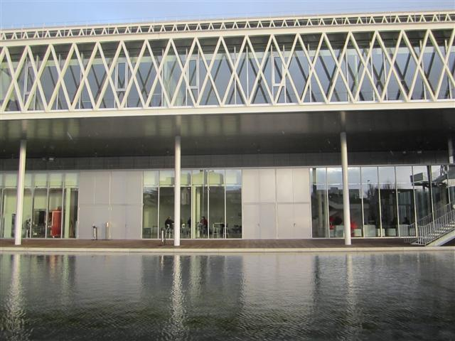 historisches museum frankfurt: schöner Ort für eine Pause