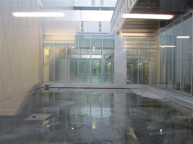 historisches museum frankfurt: manchmal fast ein Schwimmbad