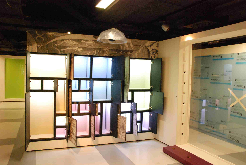vitrinen museum