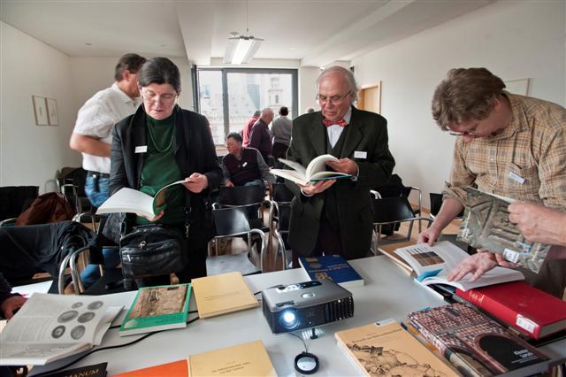 historisches museum frankfurt: Tag der Regionalgeschichte, Foto: P. Welzel