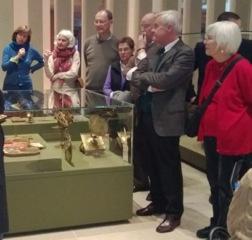 historisches museum frankfurt: freunde & förderer bei bei waldschmidt