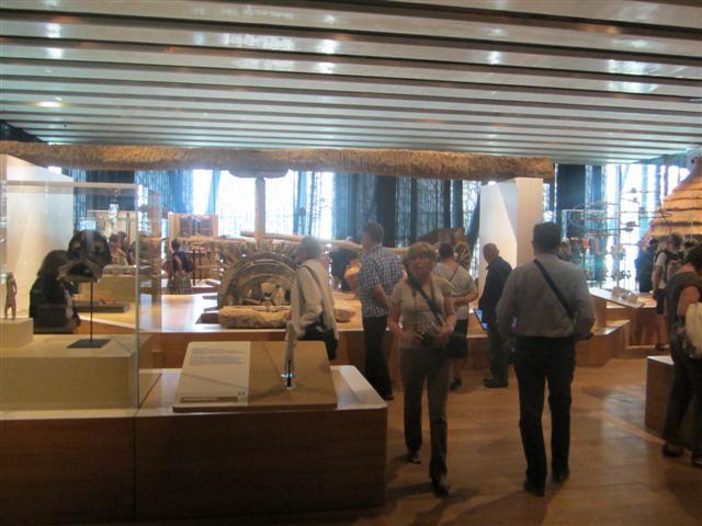 historisches museum frankfurt: la galérie méditerranée, MuCEM in Marseille