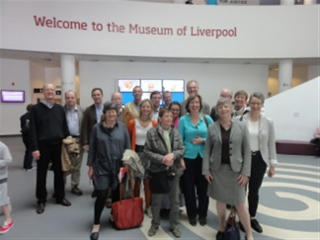 historisches museum frankfurt: freunde & förderer in Liverpool