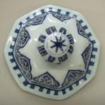 historisches museum frankfurt:Der Vasendeckel nach der Restaurierung