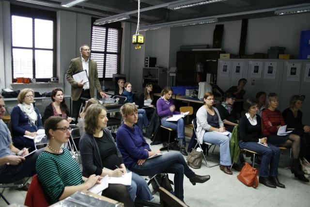 historisches museum frankfurt:Fachgruppentagung Präventive Konservierung des VdR