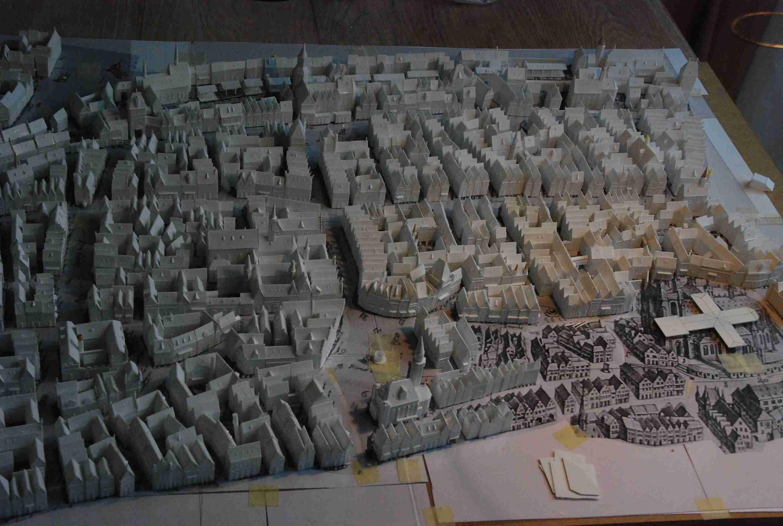 historisches museum frankfurt: Merian in 3D – Werkstattbesuch 3