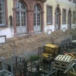 historisches-museum-frankfurt_blick-in-Baugrube_Stauferhafen