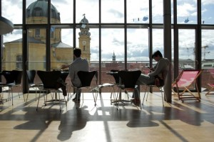 historisches museum frankfurt: startcamp 2014 im literaturhaus -® Vivi D'Angelo
