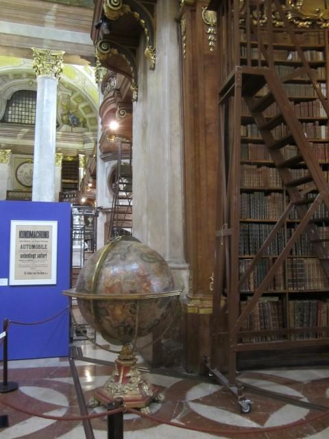 historisches museum frankfurt: Ausstellung über 1. Weltkrieg, Nationalbibliothek Wien