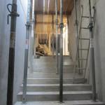 historisches-museum-frankfurt_ Treppe in s Hofgeschoss