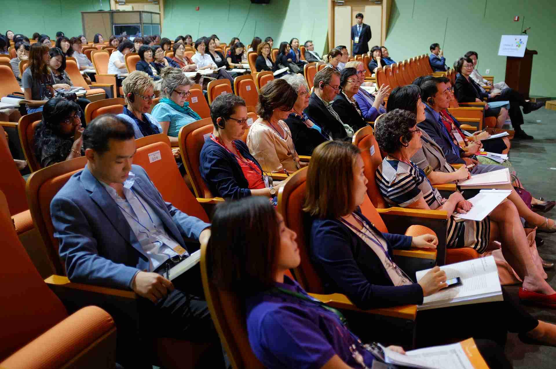 kinder museum frankurt: 3rd asian childrensmuseum conference Auditorium
