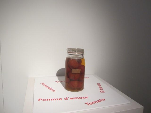 historisches museum frankfurt: Tomaten im Badischen Landesmuseum