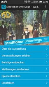 historisches Museum Frankfurt: App_Stadtlabor-unterwegs-in-den-Wallanlagen