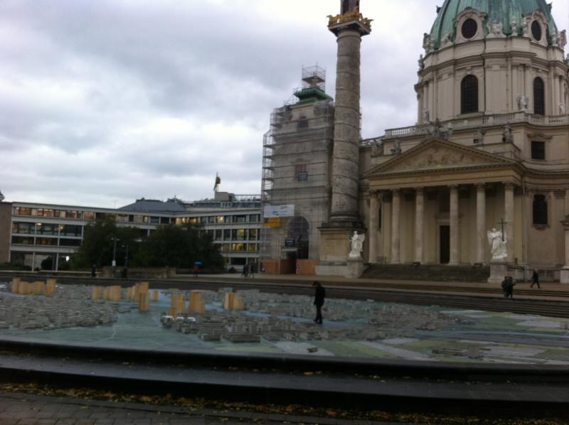 historisches museum frankfurt: Stadtmodell Hypotopia in Wien