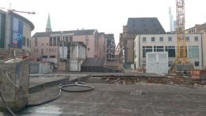 historisches museum frankfurt: Der Krönungsweg führte bis zum Römer