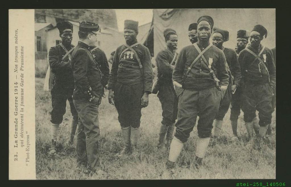 historisches museum frankfurt: Die Soldaten aus Slg-Stei-Anh