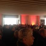 historisches museum frankfurt: Richtfest am 17.12.2014