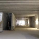 historisches museum frankfurt: das neue Ausstellungshaus im Febr. 2015 - Frankfurt Einst?