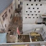 historisches-museum-frankfurt_ Ausgrabungen-von oben